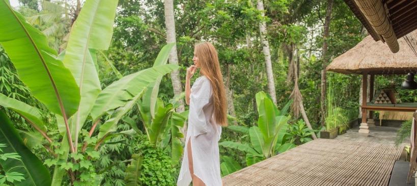 Met Candice naar een tropisch eiland