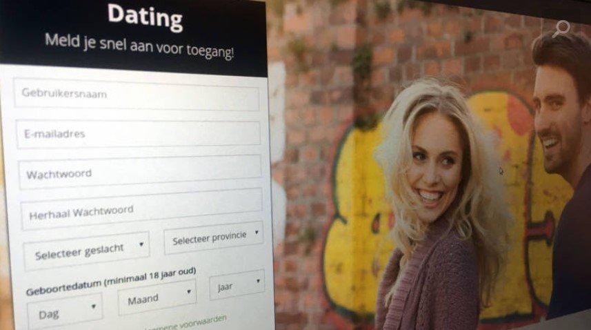 Nog even over die datingfraude