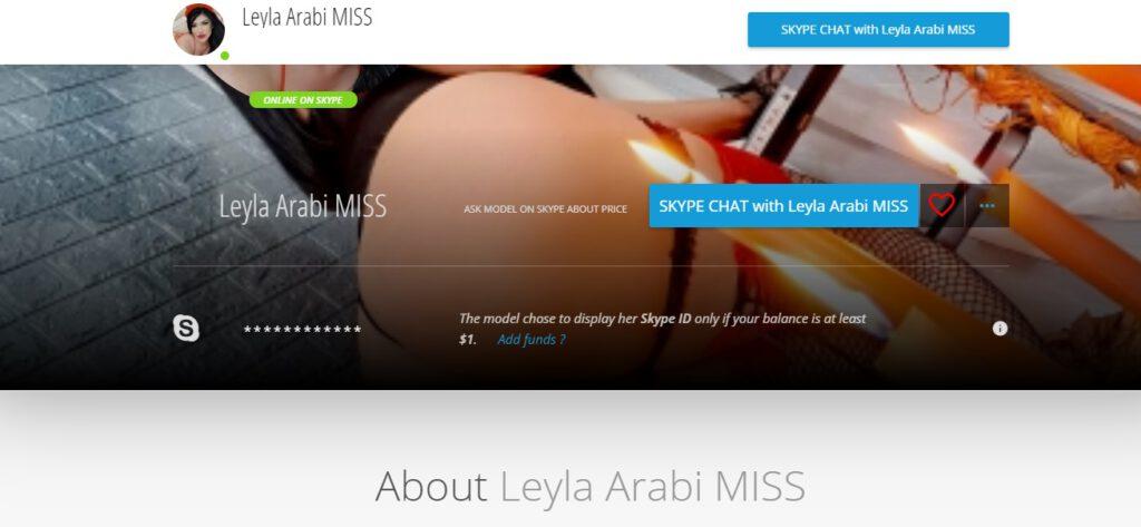 SkyPrivate : meer dan 37.500 modellen op Skype