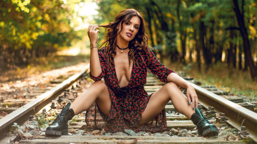 Roemeense Cammodel Rebecca op Livejasmin